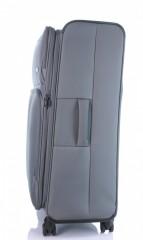 Velký cestovní kufr D&N 7974-13 tmavě šedý č.2