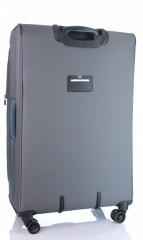Velký cestovní kufr D&N 7974-13 tmavě šedý č.3