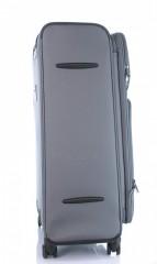Velký cestovní kufr D&N 7974-13 tmavě šedý č.4