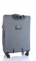 Střední cestovní kufr D&N 7964-13 tmavě šedý č.3