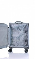 Kabinový cestovní kufr D&N7954-13 tmavě šedý č.5