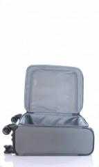 Kabinový cestovní kufr D&N7954-13 tmavě šedý č.6