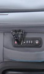Kabinový cestovní kufr D&N7954-13 tmavě šedý č.7