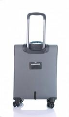 Kabinový cestovní kufr D&N7954-13 tmavě šedý č.9