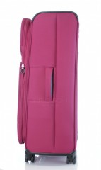 Velký cestovní kufr D&N 7974-04 růžový č.2