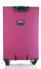 Velký cestovní kufr D&N 7974-04 růžový č.3