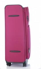 Velký cestovní kufr D&N 7974-04 růžový č.4