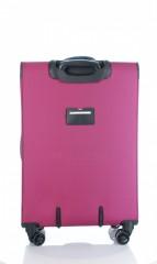 Střední cestovní kufr D&N 7964-04 růžový č.3