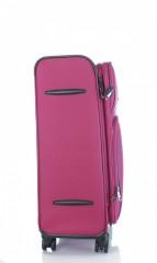 Střední cestovní kufr D&N 7964-04 růžový č.4