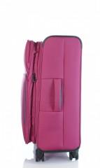 Střední cestovní kufr D&N 7964-04 růžový č.6