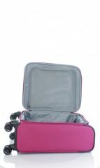 Kabinový cestovní kufr D&N 7954-04 růžový č.7