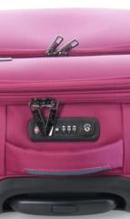 Kabinový cestovní kufr D&N 7954-04 růžový č.8