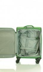 Kabinový cestovní kufr D&N 7954-05 zelený č.6