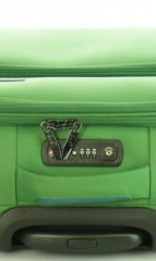 Kabinový cestovní kufr D&N 7954-05 zelený č.8