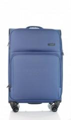 Střední cestovní kufr D&N 7964-06 modrý č.1