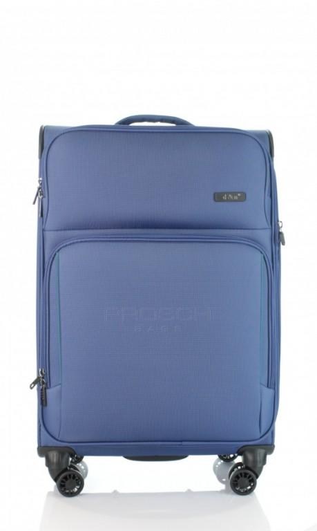 Střední cestovní kufr D&N 7964-06 modrý
