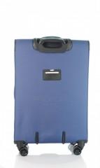 Střední cestovní kufr D&N 7964-06 modrý č.3