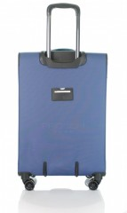 Střední cestovní kufr D&N 7964-06 modrý č.5