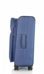 Střední cestovní kufr D&N 7964-06 modrý č.6