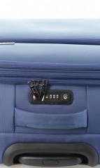 Střední cestovní kufr D&N 7964-06 modrý č.9