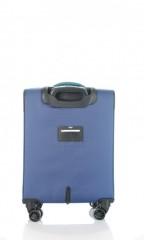 Kabinový cestovní kufr D&N 7954-06 modrý č.3