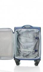 Kabinový cestovní kufr D&N 7954-06 modrý č.6