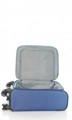 Kabinový cestovní kufr D&N 7954-06 modrý č.7