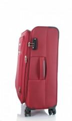 Střední cestovní kufr D&N 6464-12 bordový č.2
