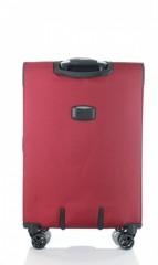 Střední cestovní kufr D&N 6464-12 bordový č.3