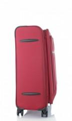 Střední cestovní kufr D&N 6464-12 bordový č.4