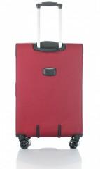 Střední cestovní kufr D&N 6464-12 bordový č.6