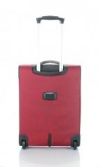 Kabinový cestovní kufr D&N 6454-12 bordový č.5