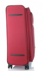 Velký cestovní kufr D&N 6474-12 bordový č.4