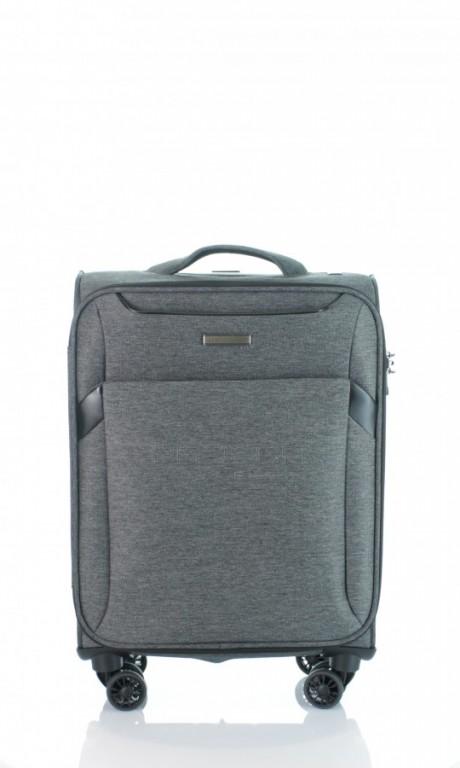 Kabinový cestovní kufr D&N 7354-01 černý