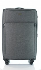 Velký cestovní kufr D&N 7374-01 černý č.1