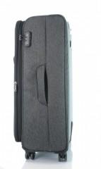 Velký cestovní kufr D&N 7374-01 černý č.2
