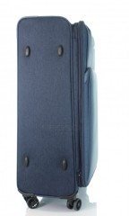 Velký cestovní kufr D&N 7374-06 modrý č.4