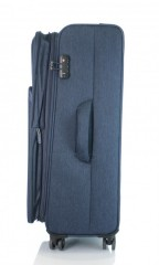 Velký cestovní kufr D&N 7374-06 modrý č.5