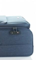 Velký cestovní kufr D&N 7374-06 modrý č.8