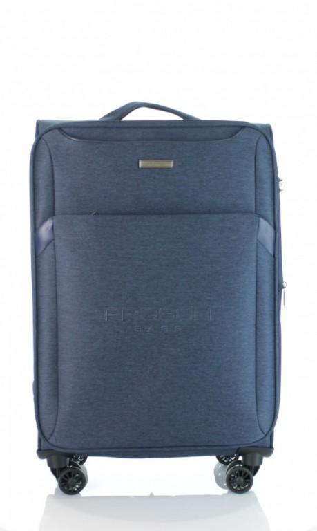 Střední cestovní kufr D&N 7364-06 modrý