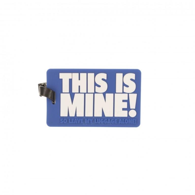 Visačka na kufr Epic EA8026 This is Mine
