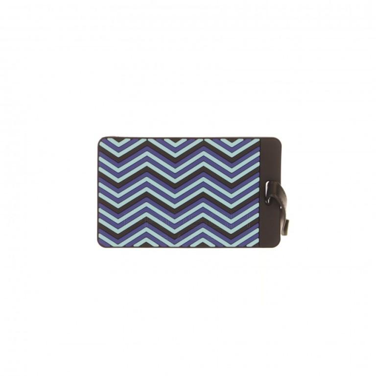 Visačka na kufr Epic EA8026 Blue Wave