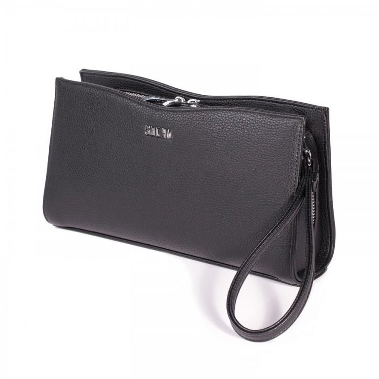 Společenská kabelka SOCHA Clutch S-Line Black