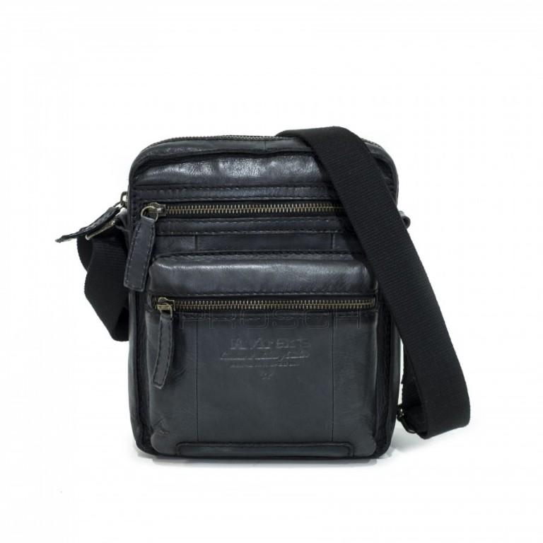 Pánská taška Avirex WildFire WLD-22007 modro-čern