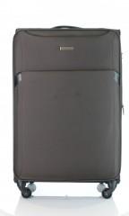 Velký cestovní kufr D&N 7674-03 hnědý č.1