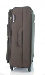 Velký cestovní kufr D&N 7674-03 hnědý č.2