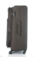Velký cestovní kufr D&N 7674-03 hnědý č.5