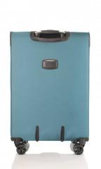 Střední cestovní kufr D&N 6464-16 petrolejový č.3