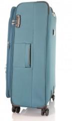 Velký cestovní kufr D&N 6474-16 petrolejový č.2