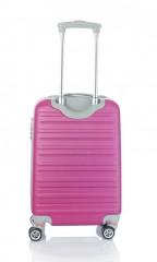 Kabinový cestovní kufr D&N 9450-04 růžový č.5